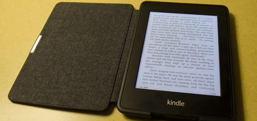 Kindle čítačka