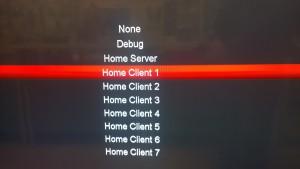 nastvenie prijím.server